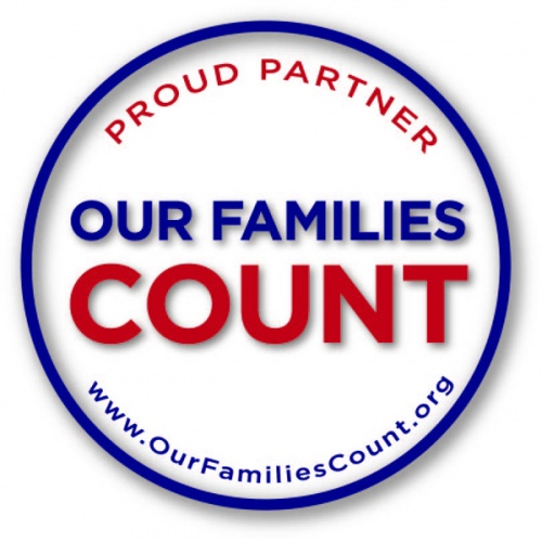Our Families Count Partnership Seal